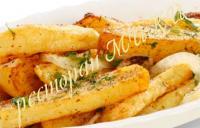 Картофель по- домашнему