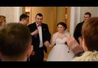 Embedded thumbnail for Выход жениха и невесты