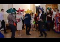 Embedded thumbnail for Мексиканские танцы на свадьбе